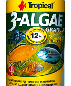 TROPICAL 3-ALGAE GRANULAT 20G/100ML
