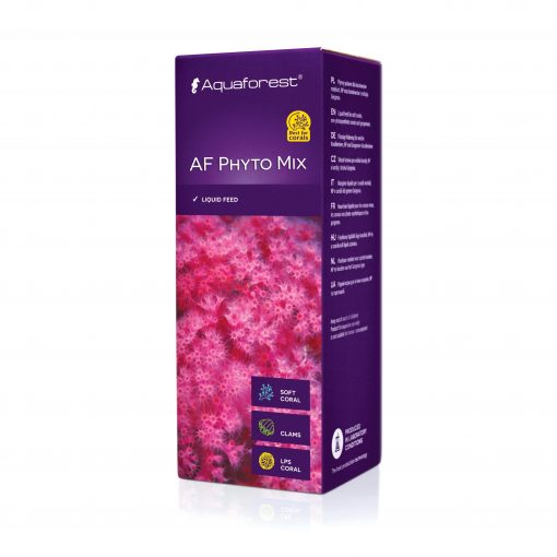 Aquaforest Phyto Mix 100ml Płynny pokarm