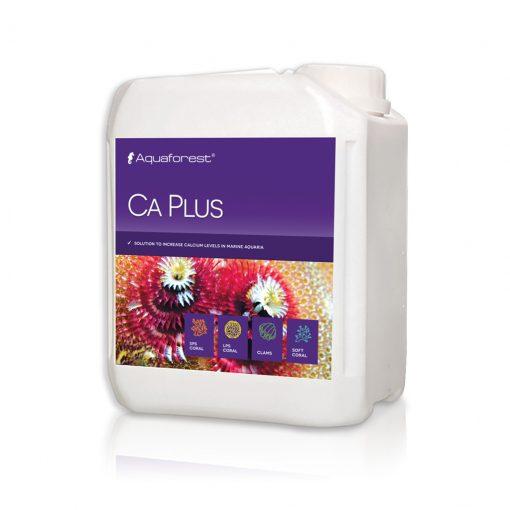CA PLUS 2000 ml jest to doskonały preparat, który pomoże nam podnieść poziom wapnia w akwarium morskim. Prawidłowy poziom wapnia w akwarium powinien wynosić 400-440mg/l