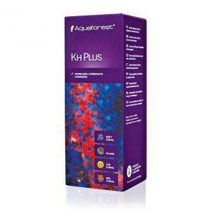 KH Plus 150ml Środek podnoszący twardość węglową w akwarium słonowodnym. Prawidłowa wartość KH w akwarium powinna wynosić od 6.5 do 8.0 dKH. Dawkowanie: Maksymalna dzienna porcja roztworu to 20 ml na 100 l wody.