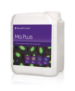 Mg Plus 2000ml Magnez jest to środek do odbudowania prawidłowego poziomu magnezu w akwarium słonowodnym. Poziom magnezu w wodzie morskiej wynosi między 1300 a 1500 mg/l. Dlatego też podobną wartość powinniśmy utrzymywać w swoim akwarium. Magnez pozwala przyswajać koralowcom wapń, co pozwala na szybszy i prawidłowy rozwój. Zastosowanie: 10 ml roztworu preparatu podnosi poziom Mg o 5 mg/l w 100 l wody. Maksymalna dzienna dawka roztworu to 20 ml na 100 l wody. Produkt przeznaczony wyłącznie do akwarystyki. Przechowywać w chłodnym miejscu z dala od światła oraz dzieci. *** Dostępne również w mniejszym opakowaniu 150 ml. W naszym sklepie internetowym istnieje możliwość zakupu testów mierzących poziom magnezu. Przed zakupem prosimy o kontakt w celu potwierdzenia dostępności produktu.