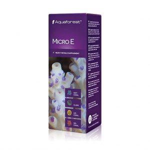 Aquaforest micro E 50ml pierwiastki śladowe