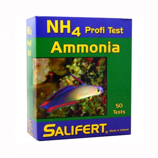 Salifert Ammonia (NH4) test na amoniak