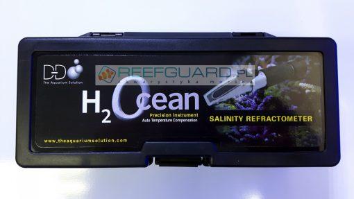 Refraktometr H2Ocean Pomiar zasolenia