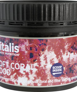 Vitalis Aquatic Nutrition Soft Coral Food