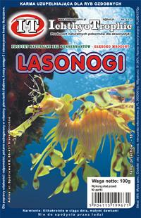 Mrożone Mysis Lasonogi 100 g