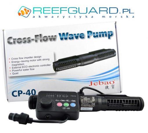 Cyrkulator / falownik Jebao Cross Flow Pump CP-40 17500l/h