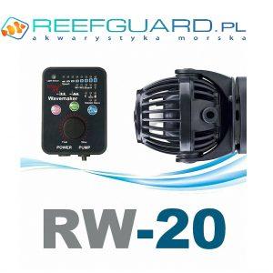 Cyrkulator / falownik Jebao RW-20 20000l/h z kontrolerem bezprzewodowym