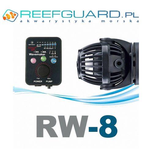 Cyrkulator / falownik Jebao RW-8 8000l/h z kontrolerem bezprzewodowym