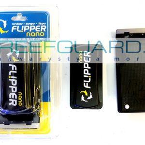 Flipper Nano Czyścik magnetyczny do akwarium o grubości szkła lub akrylu do 6 mm