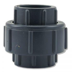 Dwuzłączka PCV 50mm z uszczelką