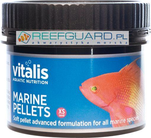 Vitalis Marine Pellets Xs 1mm 60g 150ml