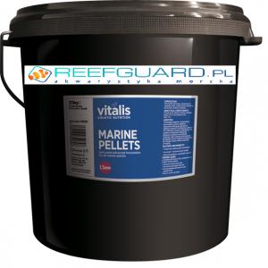 Vitalis Marine Pellets Xs 1mm 1,8kg