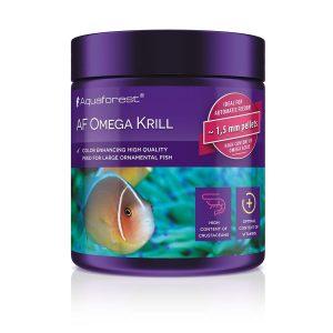 AF Omega Krill 120 g Aquaforest