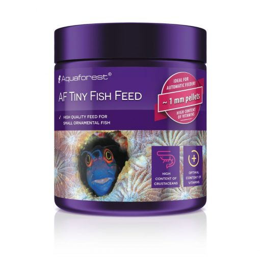 AF Tiny Fish Feed 120 g Aquaforest