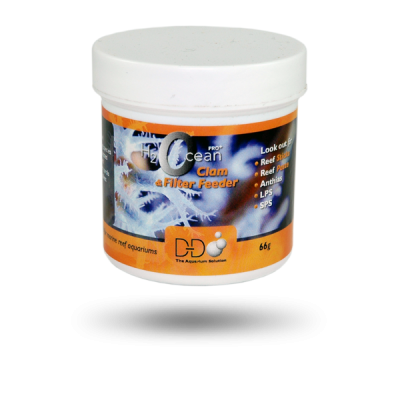 H2Ocean Pro+ Clam and Filter Feeder 66 g 125ml