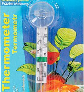Termometr szklany gruby z przyssawką HAPPET
