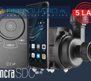 Najnowsza generacja włoskich pomp SICCE sterowanych po WiFi – SYNCRA SDC 7.0 i 9.0