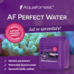 Aquaforest AF Perfect Water 20l idealna woda morska