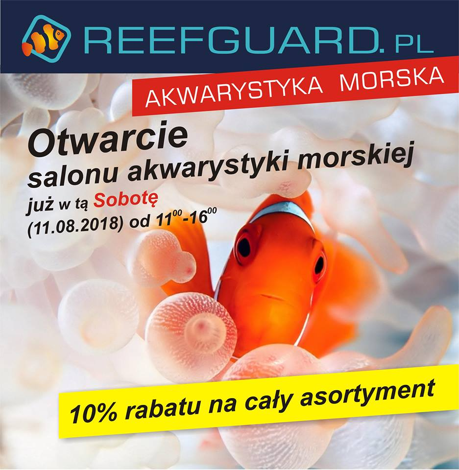 Otwarcie Reefguard