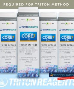 TRITON CORE7 Base Elements (TRITON METHOD) SET