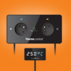 Reef Factory - Thermo control - monitor i sterownik temperatury