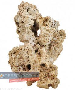 Fiji Pukani naturalna sucha skała bryły