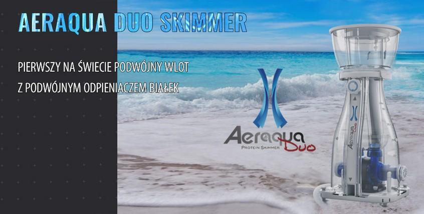 AeroAqua Duo AD600 grafika