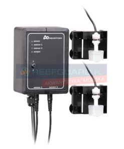 Aquaniveau elektroniczny czujnik kontroler poziomu wody z 2 czujnikami