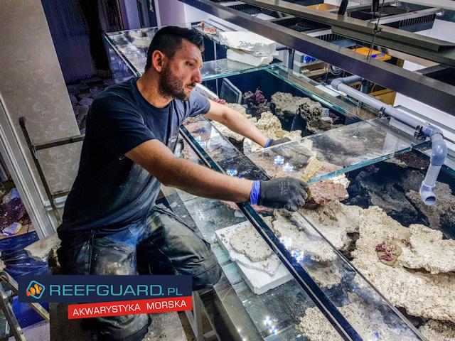 Aquascaping z reefguard.pl