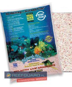 Piasek żywy Natural SamoaPink 9kg Nature`s Ocean