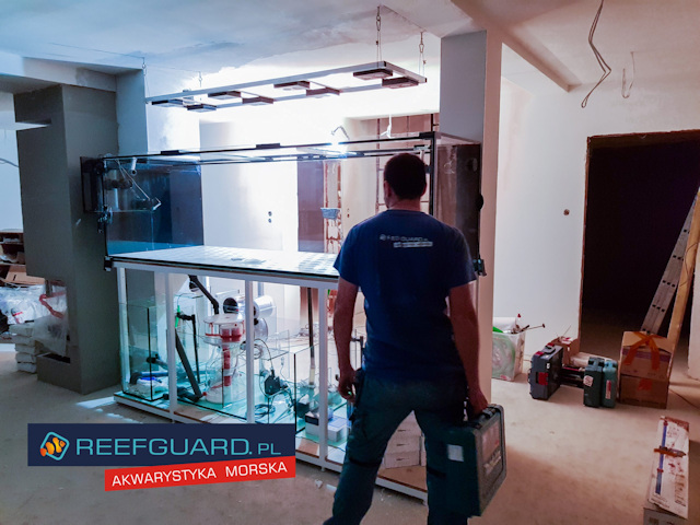 Budowa zbiorników morskiech reefguard.pl