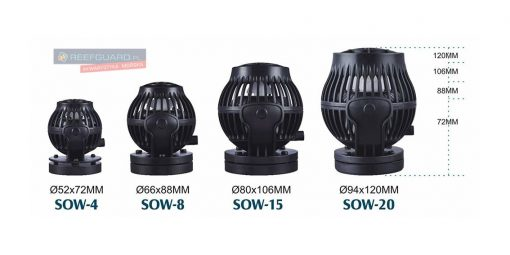 Jebao-Jecod-SOW modele 4 do 20