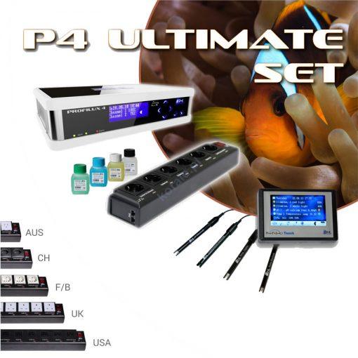 GHL Profilux4 Ultimate Set White