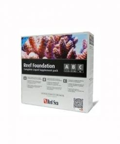 Reef Fundation ABC 3x250ml RED SEA