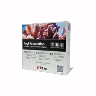 Reef Fundation ABC 3x250ml RED SEA