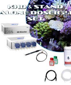 KHD Stand Alone Doser 2.1 Set GHL pompa dozująca biała