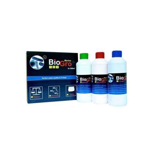 DVH BioGro Marine 3x250ml
