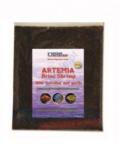 Artemia Spirulina Czosnek 454g Ocean Nutrition