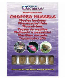 Chopped Mussels 100g siekane omułki Ocean Nutrition