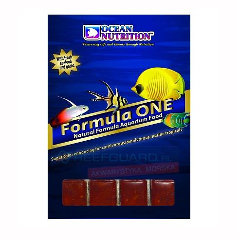 Formula One 100g Ocean Nutrition Frozen