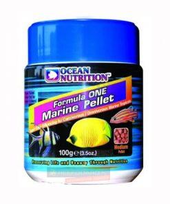 Formula ONE Marine PelletsM 100g Ocean Nutrition