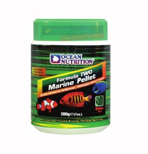Formula Two Marine PelletsM 100g Ocean Nutrition