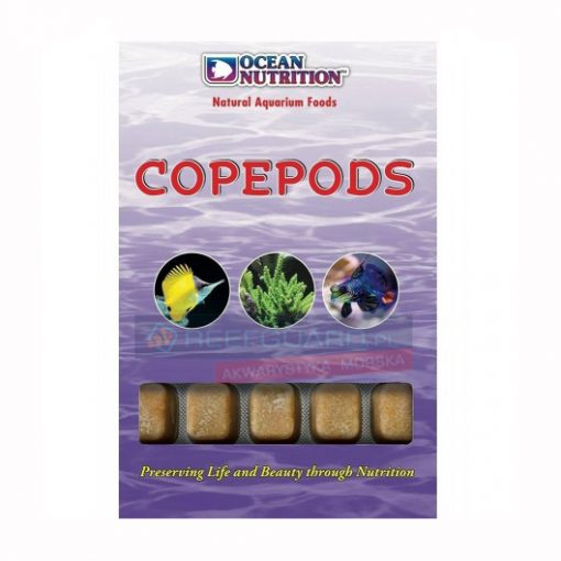 Frozen Copepods 100g Ocean Nutrition Widłonogi