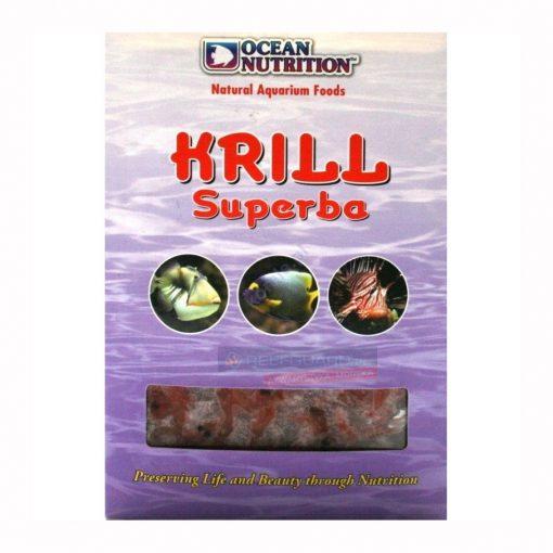 Krill Superba 100g Ocean Nutrition Frozen
