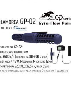 Maxspect Glamorca GP-02