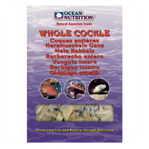 Whole Cockle 100g Sercówki Ocean Nutrition