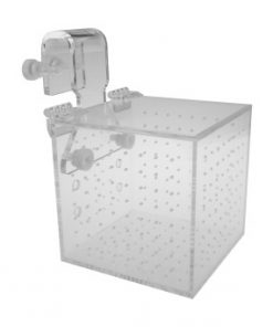 AQUA-TREND Jednokomorowy pojemnik aklimatyzacyjny