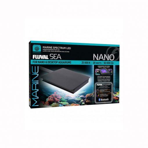 Fluval Nano Marine LED Oświetlenie 20W do nano akwariów morskich