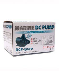 Pompa Jebao DCP-3000 z kontrolerem od 1000 do 3000l/h